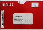 Netflix DVD sleeve